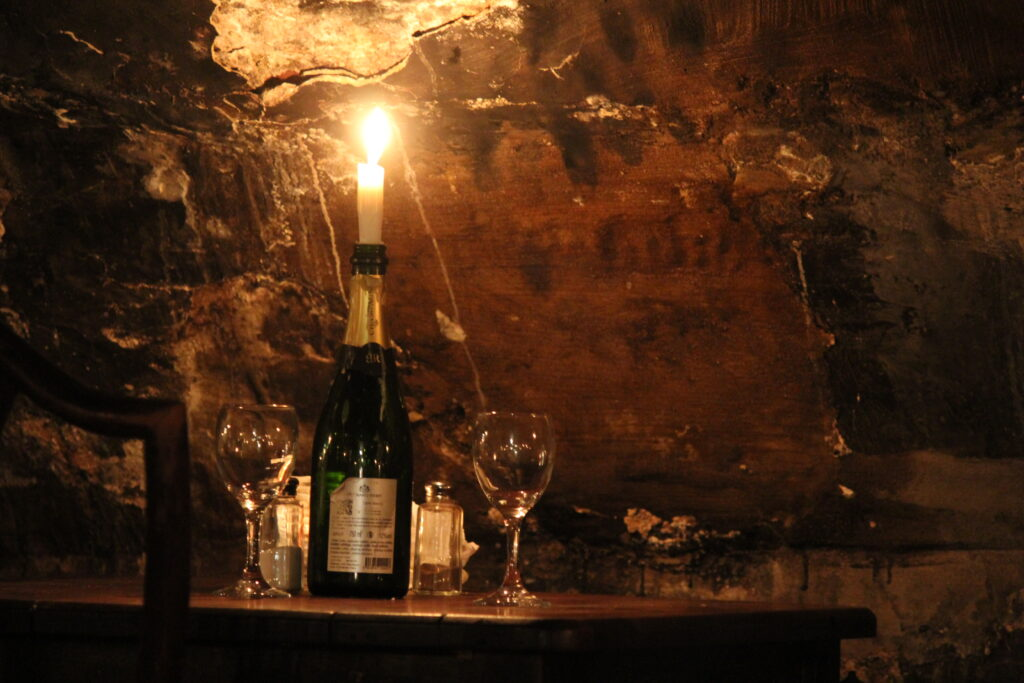Gordon's Wine Bar, Cellar Bar, Tours Of The UK